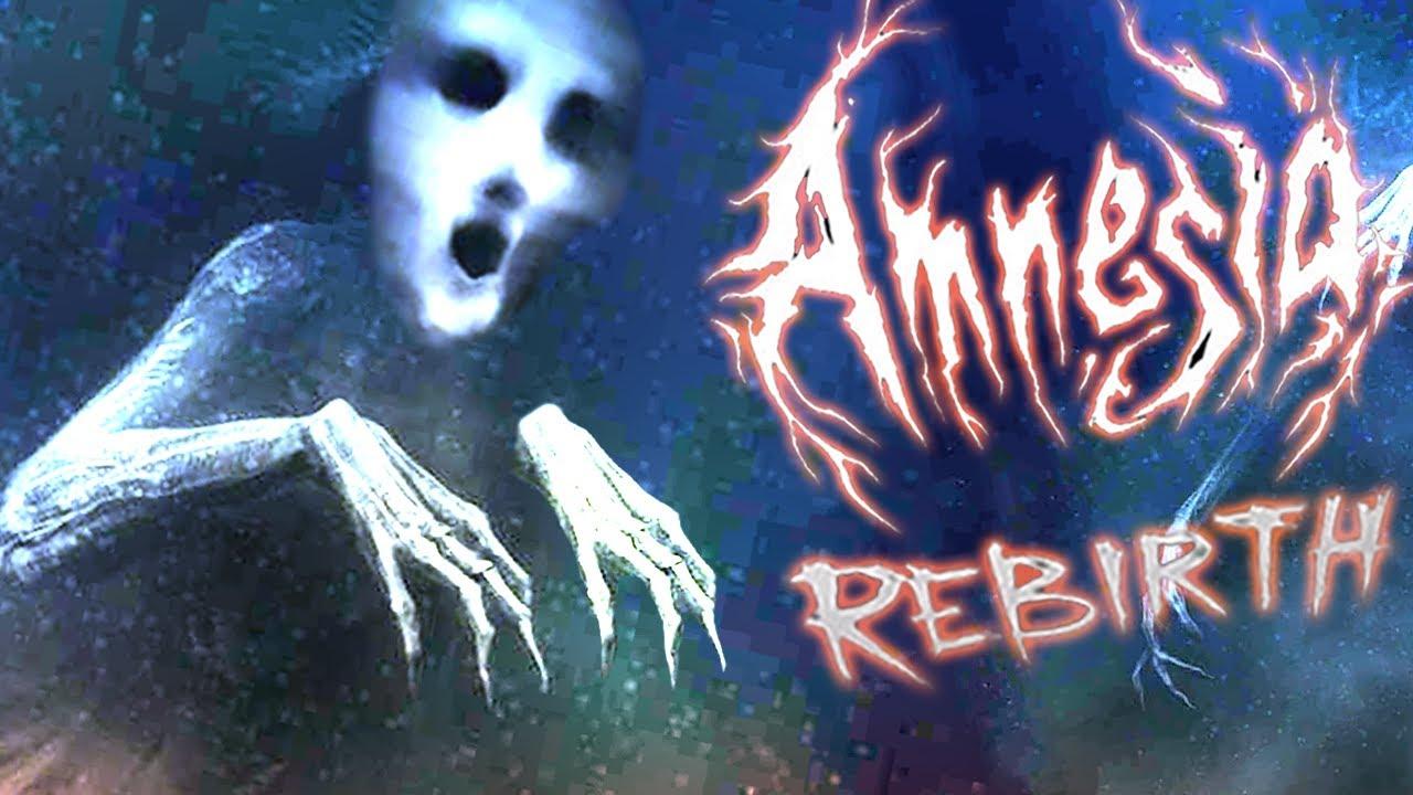 ▼АМНЕЗИЯ В 10 ЛЕТ (Amnesia: Rebirth)