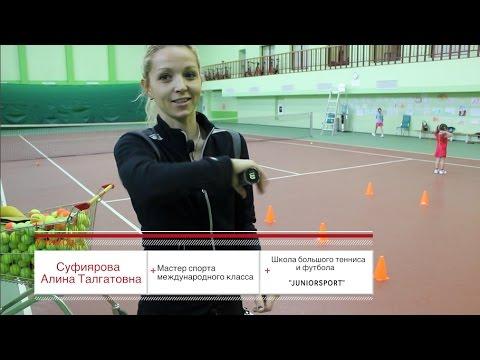 Как правильно держать теннисную ракетку для большого тенниса