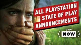 Everything PlayStation Announced at Today's State of Play - IGN Now