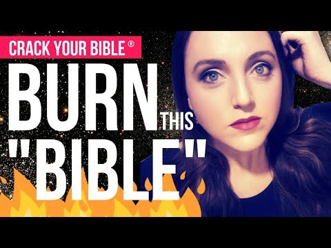 If you have this translation, BURN THIS BIBLE! | #CrackYourBible Vlog