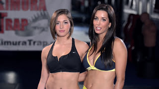 Heel Hook from Mount - UFC fight moves - MMA Candy