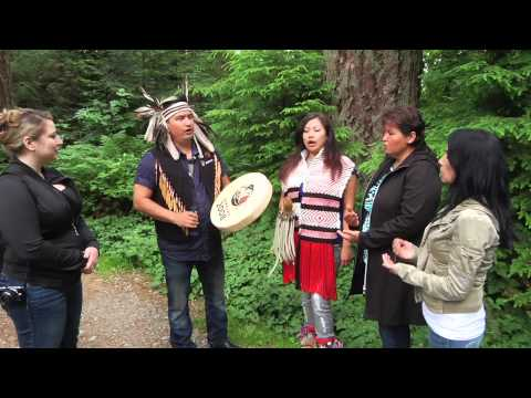 Coast Salish Welcome Song