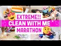 Gambar cover FALL CLEAN WITH ME MARATHON 2019 *OVER 2 HOURS OF SPEED CLEANING MOTIVATION *CLEANING ROUTINE SPRINT