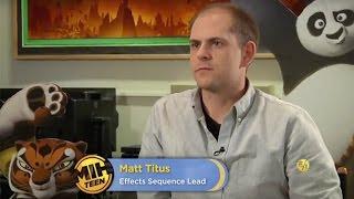 'Kung Fu Panda 3' Effects Sequence Lead Matt Titus