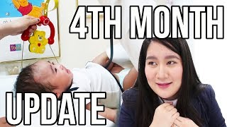 4TH MONTH POST PARTUM UPDATE ( Mommy Shamming, Brittle Teeth, SEX Life )  | Kris Lumagui