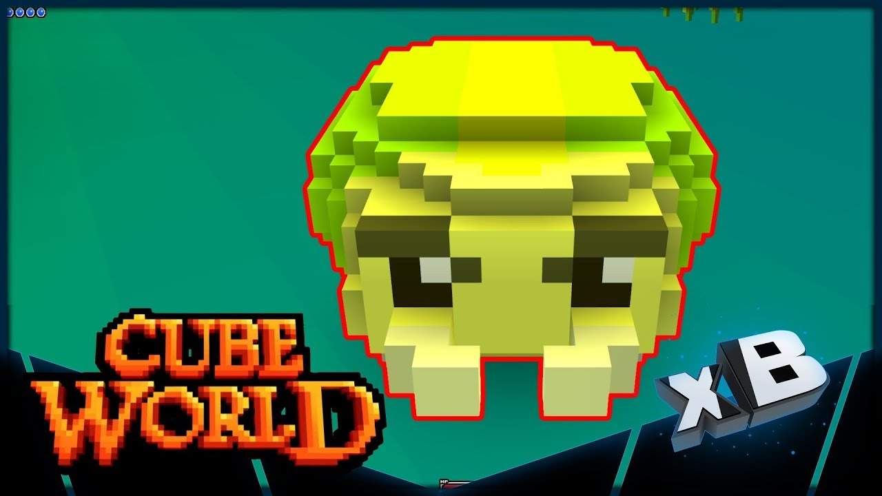 Taming New Pets In Cube World E05 Youtube