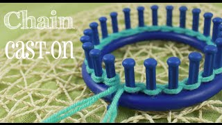 DROPS Knitting Tutorial: How to do the provisional chain cast on