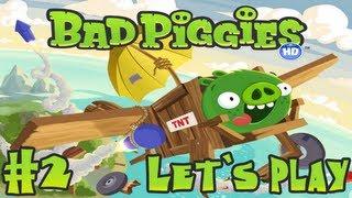 Let`s Play Bad Piggies #2