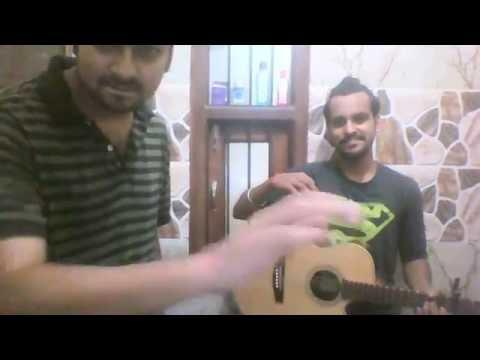 Afghan Jalebi | Phantom | Guitar Cover by AnShaad - YouTube