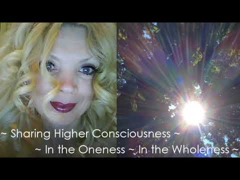 Sharing Higher Consciousness ~ Designed for Easy Listening Radio ~ Tracy O'Flaherty ~ Segment 8