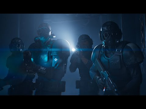 Warhammer 40,000: Darktide - Official Teaser Trailer