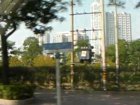 Guangzhou Bridge ; Canton New Towers ; ErSha Island