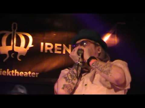 Big Pete blues band ft Frank Goldwasser (Paris Slim), in Muziektheater Royal Irene 12-11-2016