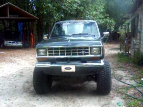 88 Ford Ranger Supercab On 35 S Youtube