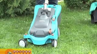 видео 13 лучших газонокосилок
