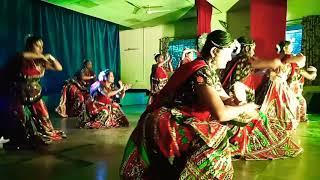 Desh Mera Rangeela | Live Dance Perform | Sangeet Samaj Telco