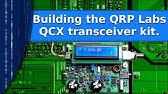 6-band HF SSB Radio Transceiver DIY Kits - YouTube