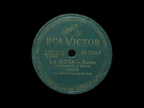 LA BOTA (The strip) - HÉCTOR Y SU GRAN ORQUESTA DE JAZZ (1954)