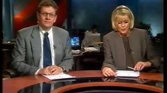 Kymmenen uutiset, loppukevennys v.2000 - konsertti verotoimistossa!