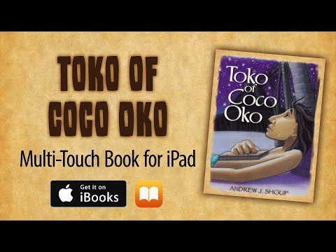 Toko Of Coco Oko Multi-Touch Book