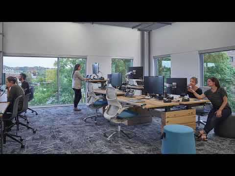 Experiential Office – Global Business Strategy Consultancy