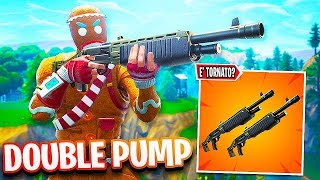GLITCH DOWN POMPA not FUNCTION! FORTNITE Battle Royale