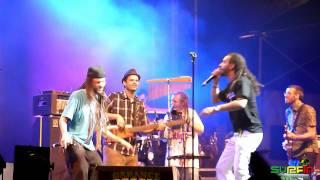Taïro & Danakil - Bonne Weed - Garance Reggae Festival 2011