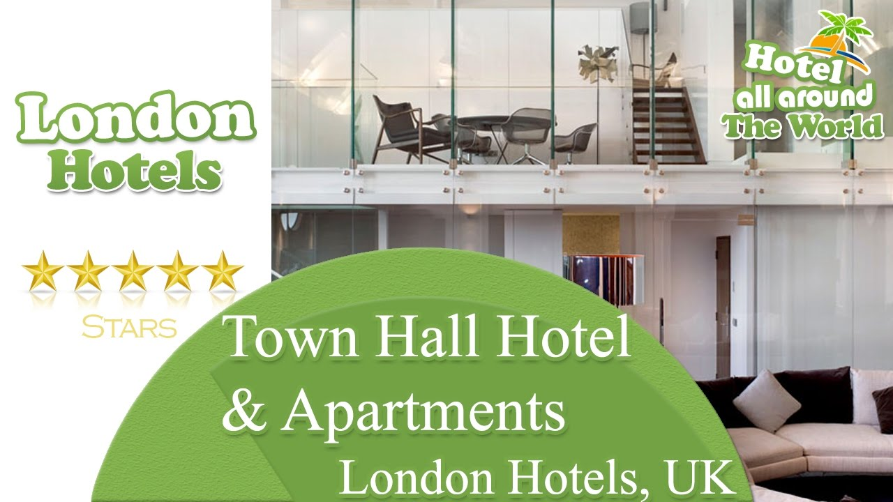 LONDON town hall apartments - YouTube
