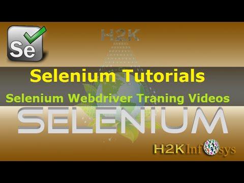 Selenium Tutorial for Beginner | Selenium Tutorials | Selenium Online Training