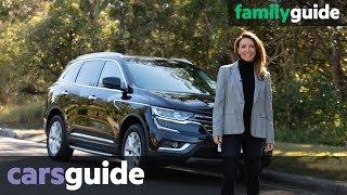 Renault Koleos 2019 Review: Zen