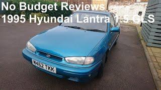 No Budget Reviews: 1995 Hyundai Lantra (Elantra) 1.5 GLS - Lloyd Vehicle Consulting