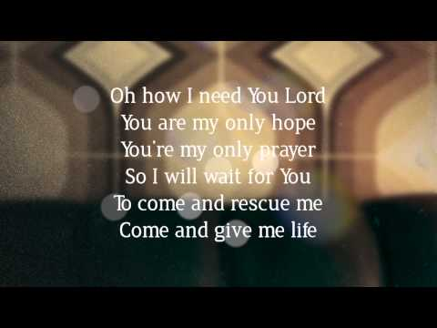 I Lift My Eyes Up - Lyric Video (Taken from Small Group Worship Vol. 1)