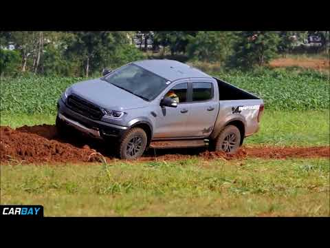 Race Bred Off Road Proven Ford Ranger Raptor Ford Uk
