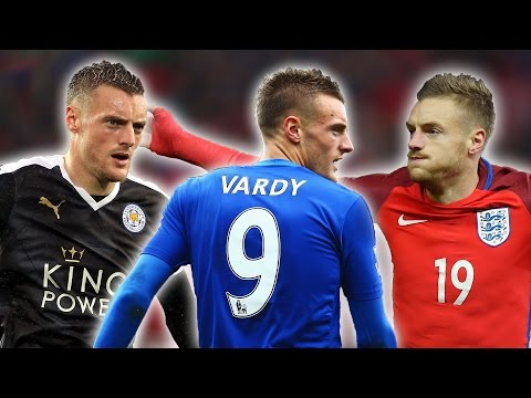 9 Things You Didn't Know About Jamie Vardy