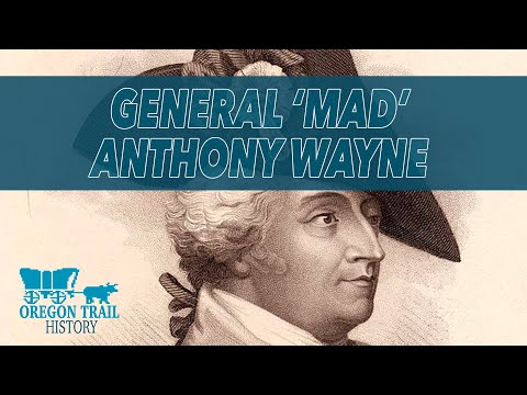 Mad Anthony Wayne