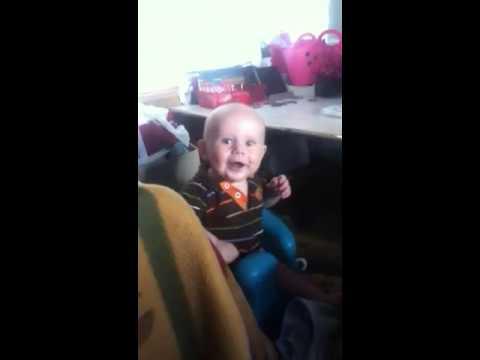 Jakob makin Grayden laugh