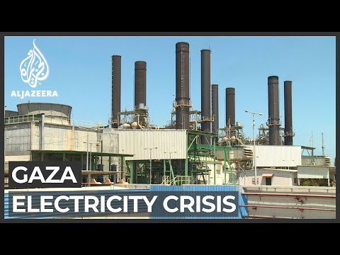 Gaza's power station shuts down as Israel cuts off diesel imports
