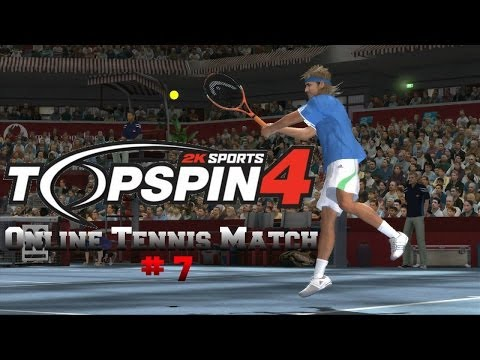 Top Spin 4 1080p HD - Online Tennis Match 7