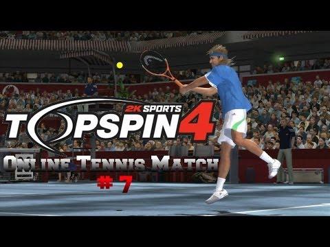 Top Spin 4 1080p HD - Online Tennis Match 7