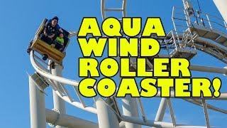Riding Aqua Wind aka