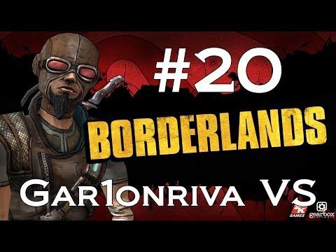 Gar1onriva VS Borderlands 20. Hell Cave