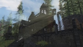 Crystal Creek Mansion | Skyrim