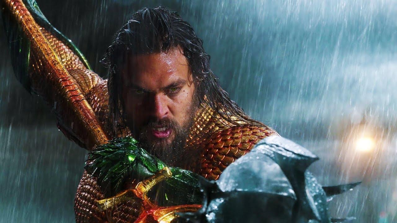 Download Aquaman vs Ocean Master | Aquaman [4k, IMAX]