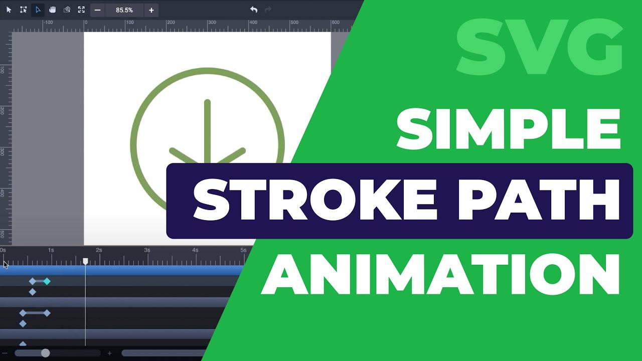 Path Animation Explained | SVGator