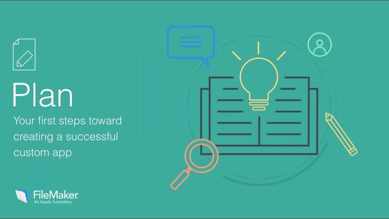 Webinar: Planning for Custom Apps