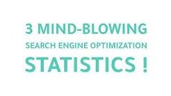 3 Mind-Blowing Search Engine Optimization Statistics