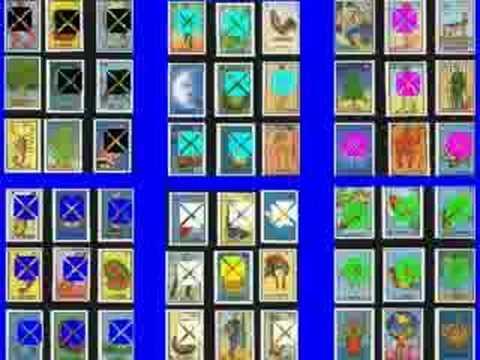 juego de la loteria  YouTube