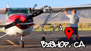 TERRIFYING: First 1,000 Mile Trip as a PRIVATE PILOT