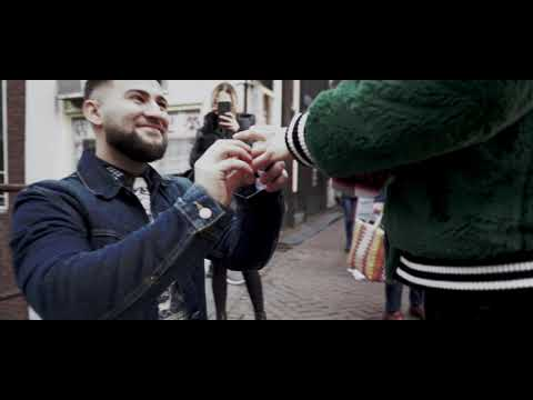 Codruta si Claudiu - She said YES in Amsterdam!