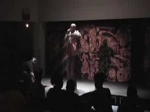 SON OF HARLEM @THE NATIONAL BLACK THEATRE
